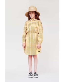 A MONDAY - Dress Angelina - Arrowwood check