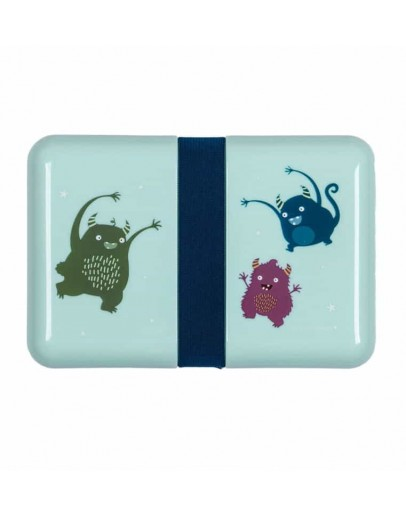 A  LITTLE LOVELY COMPANY - Lunchbox Monsters