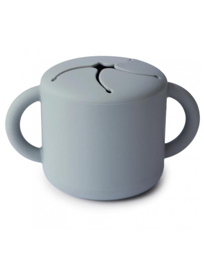 MUSHIE - Snack cup - Stone