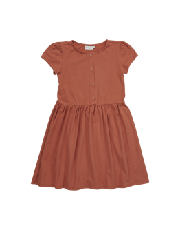 BLOSSOM KIDS - Dress - Dusty Coral