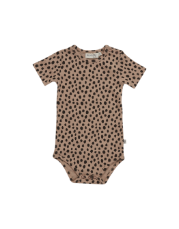 BLOSSOM KIDS - Body short sleeve  - Animal dot