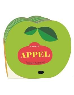 KINDERBOEK - Het winkeltje van Ingela - Appel - 18 mnd+