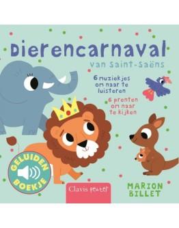 Geluidenboek - Dierencarnaval 1+