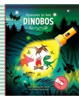 ZAKLAMPBOEK - Speuren in het dinobos