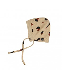 CARLIJN Q - Acorn Waffle - bonnet