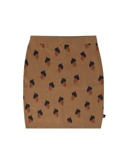 CARLIJN Q - Acorn - knitted skirt