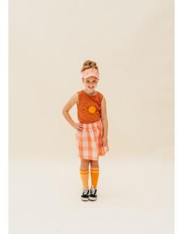 CARLIJN Q - Checkers - Skirt