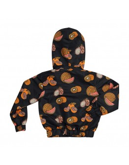 CARLIJN Q - Summer fruit - Waterproof jacket