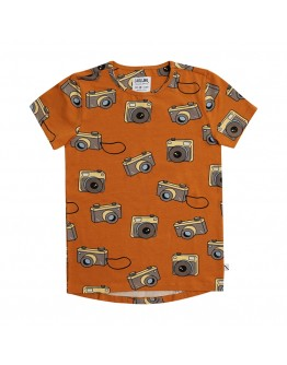 CARLIJN Q - Photo camera - T shirt dropback