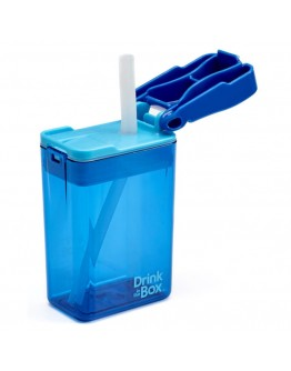 DRINK IN THE BOX - New Design - Normal Blauw