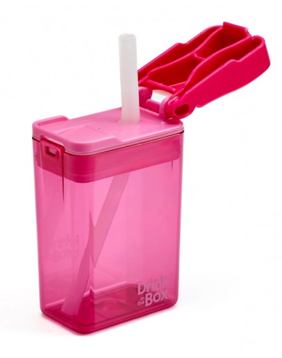 DRINK IN THE BOX - New Design - Normal Roze