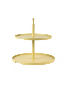 DESIGNBITE - Big Hug Cake stand 2 levels - Lemon
