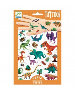 DJECO - Tattoos Dino club
