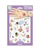 DJECO - Tattoos Fairy friends