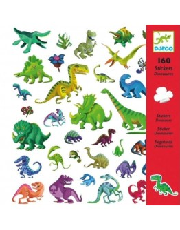 DJECO - Stickers Dino's