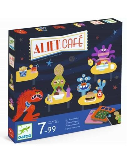 DJECO - Spel Alien Café - 7jr+