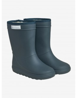 ENFANT - Thermoboots solid - Dark slate