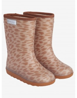 ENFANT - Thermoboots print - Leather brown
