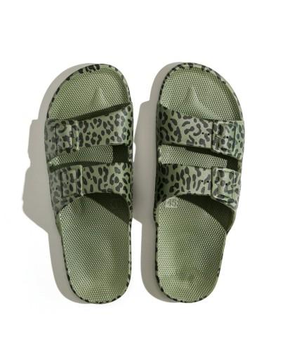 FREEDOM MOSES - Slippers Leo Cactus