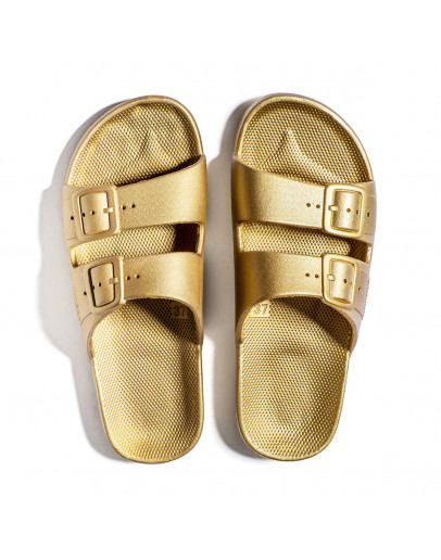 FREEDOM MOSES - Slippers Goldie