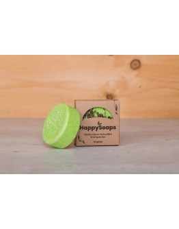 HAPPY SOAPS - Shampoo bar - Tea Riffic - Slap en droog haar