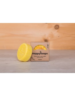 HAPPY SOAPS - Shampoo bar - Chamomile Down & Carry On - Geblondeerd & blond haar