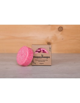 HAPPY SOAPS - Shampoo bar - La Vie en Rose - Alle haartypes