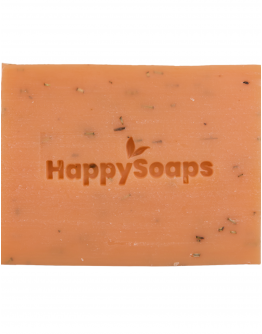 HAPPY SOAPS - Body bar - Argan olie en Rozemarijn