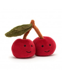 JELLYCAT - Fabulous Fruit Cherry small