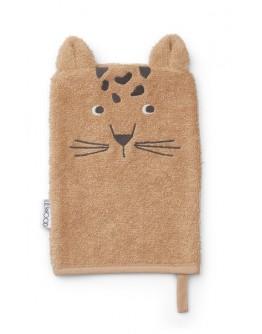 LIEWOOD - Sylvester washcloth - Tiger