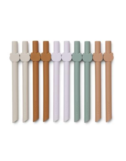 LIEWOOD - Badu straw (1 stuk)