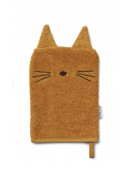 LIEWOOD - Sylvester washcloth - Cat