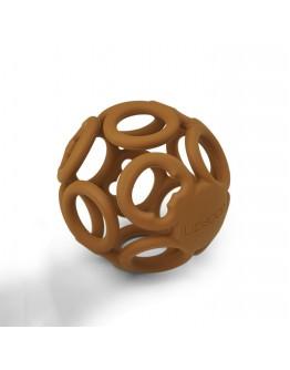 LIEWOOD - Jasmin teether ball - Mustard