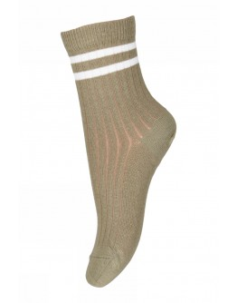 MP DENMARK - Benn socks - 3009 Green