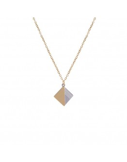 M'ADAM THE LABEL - Ketting Square duotone (lang model)