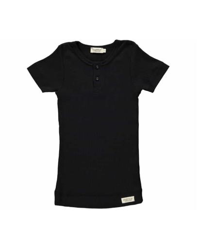 MARMAR COPENHAGEN - T shirt Plain Modal - Black