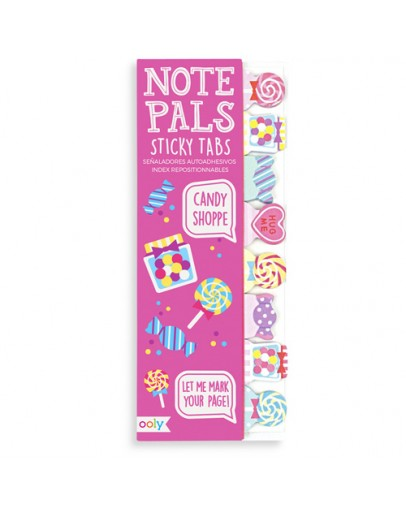 OOLY - Note Pals 'Candy Shop'