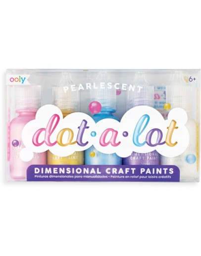 OOLY - Verfset Dot A Lot - Pearlescent