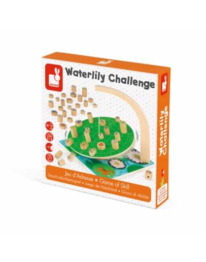 JANOD - Spel - Waterlelie challenge