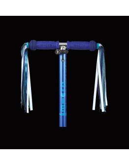MICRO STEP - Step linten Blauw reflecterend