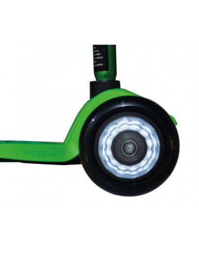 MICRO STEP - Micro led wheel whizzer