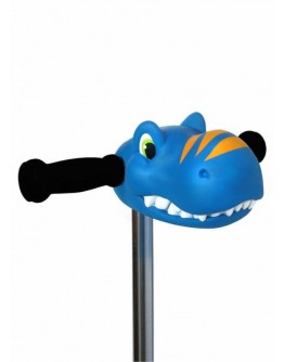 MICRO STEP - Scootaheadz Dino blauw