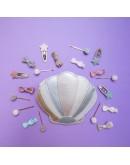 MIMI AND LULA - Shimmer Shell bag