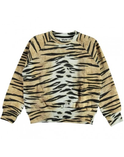 MOLO - Sweater Majana - Wild tiger Isoli