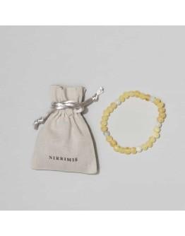 NIRRIMIS - Dames armband Moonstone