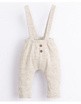PLAY UP - Baby boy - Trousers made of recycled fibres and cotton | Illustration