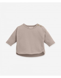 PLAY UP - Baby boy - Sweater with longer back - Farm