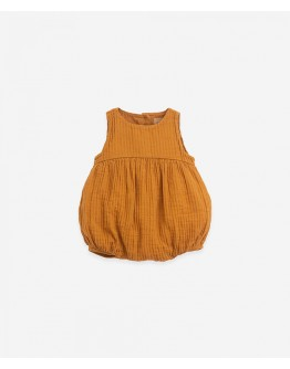 PLAY UP - Baby - Short woven cloth jumpsuit | Hazel