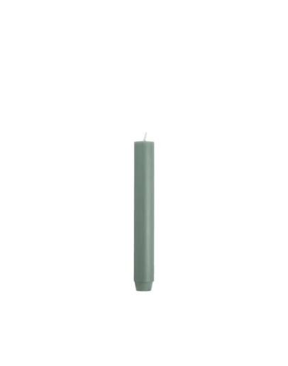 RUSTIK LYS - Dinerkaars 2,6 x 18 cm - Olie groen