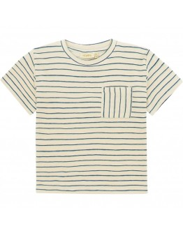 SOFT GALLERY - T shirt Asger - Stripes